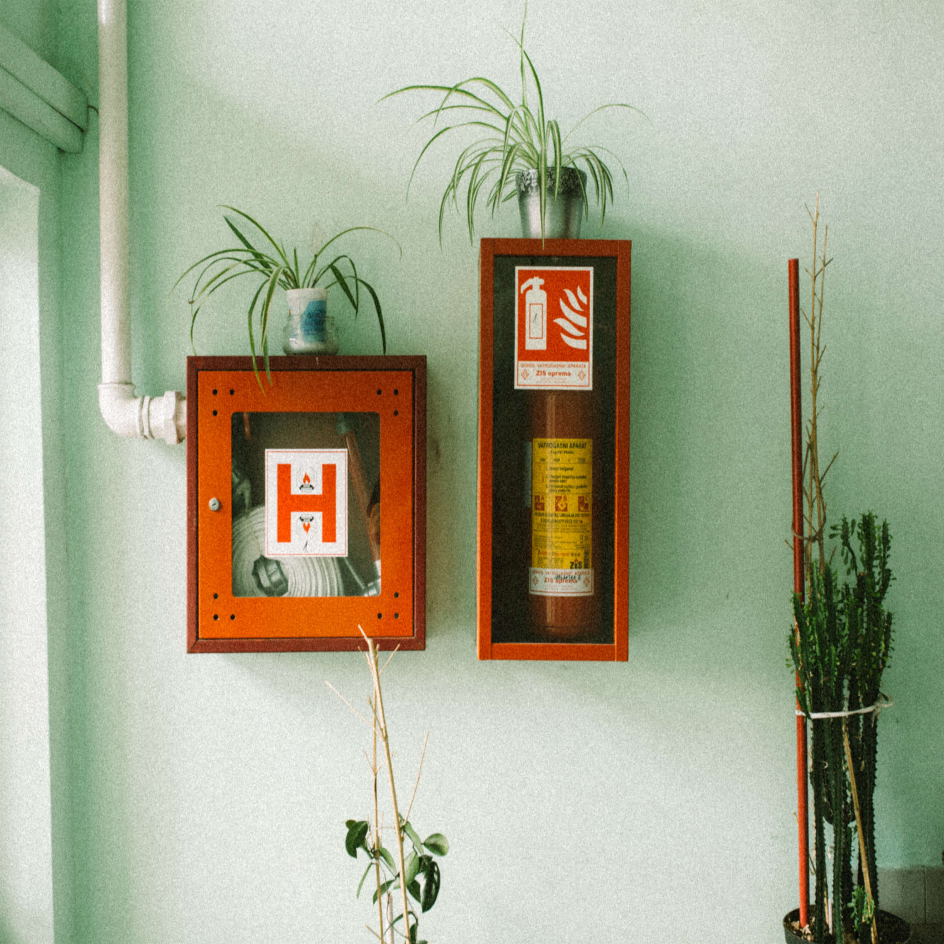 Fire Safety At Workplace