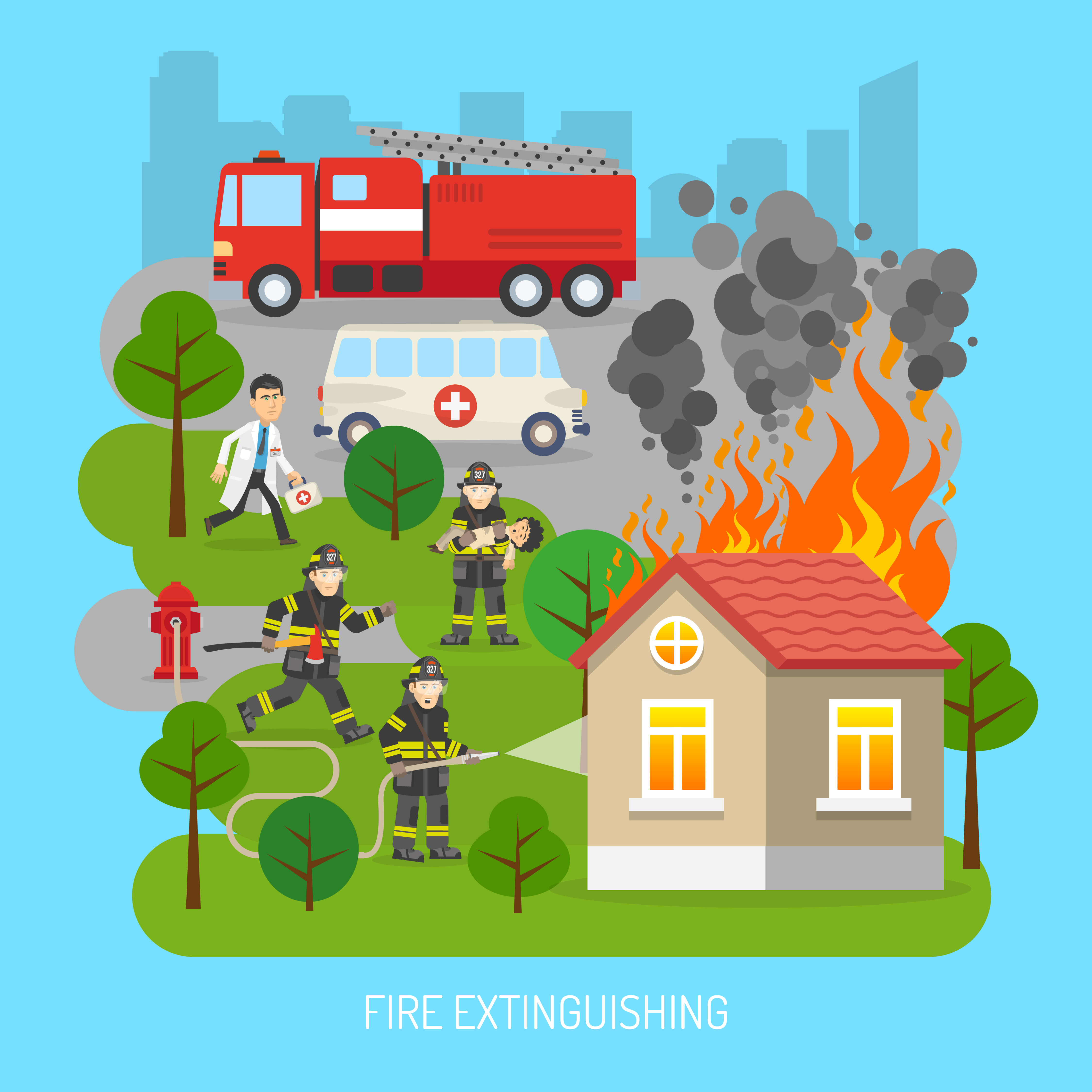 What to do in event of a Fire?