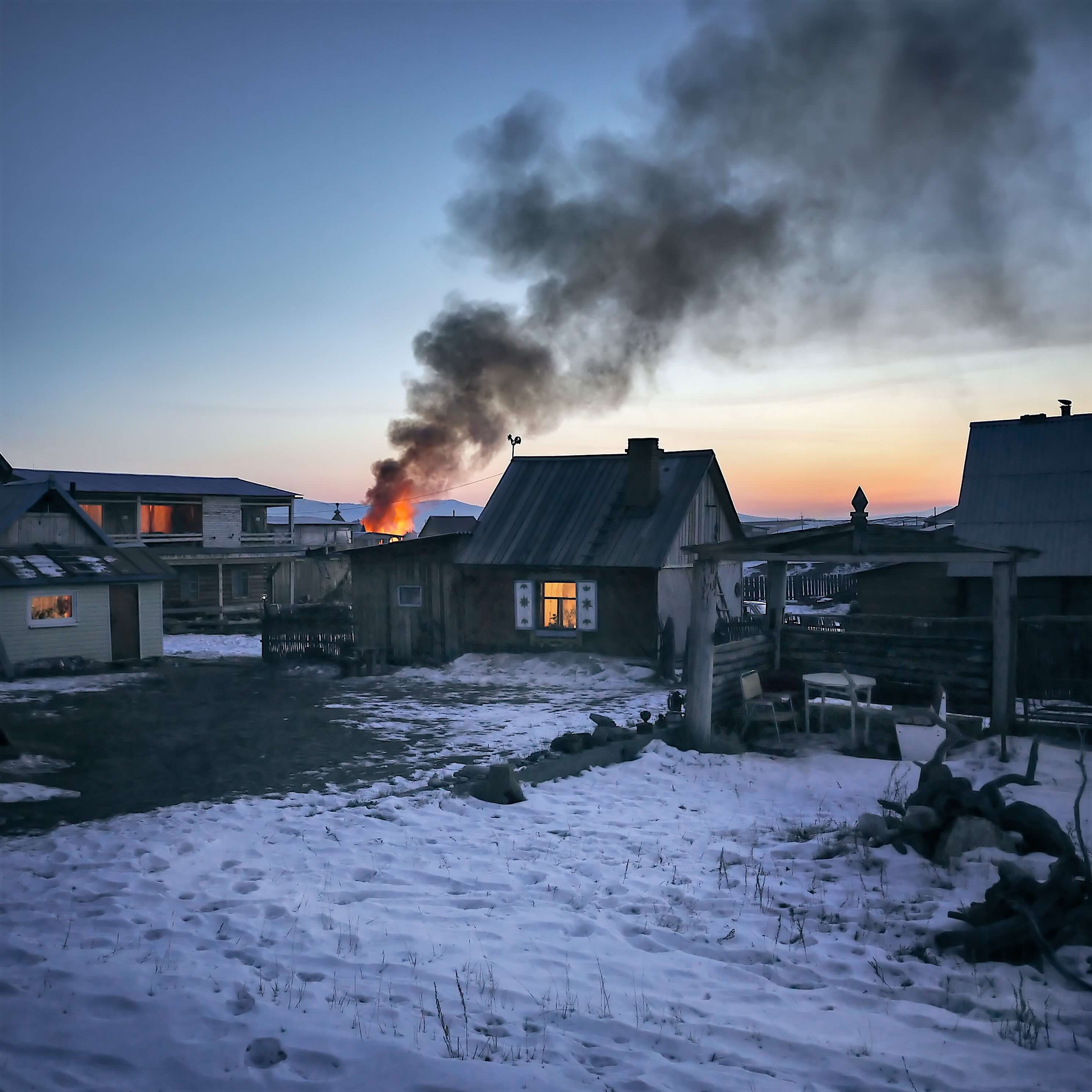 Look back at few dangerous fire accidents.